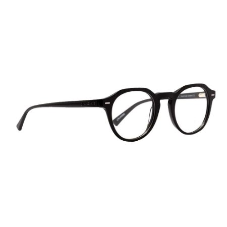 Óculos de Grau Evoke For You DX55 A01/49 Preto