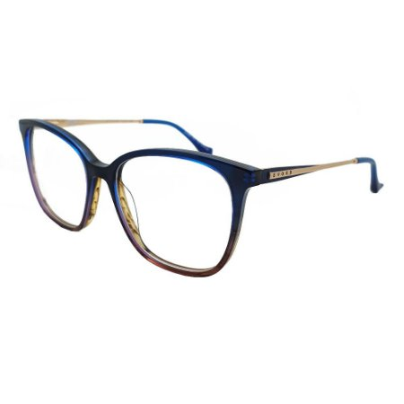 Óculos de Grau Evoke For You DX45 C01/54 Azul