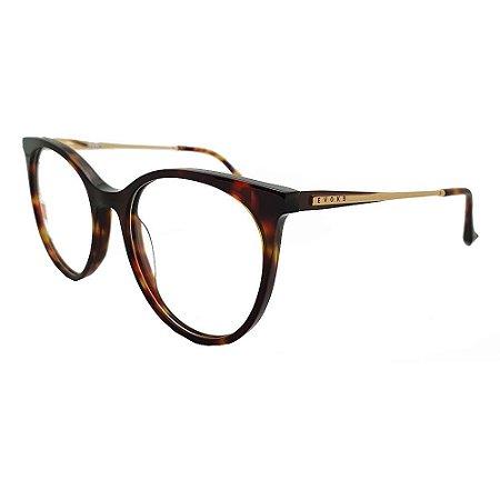 Óculos de Grau Evoke For You DX44 G21/53 Marrom