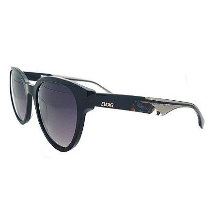 Óculos de Sol Evoke EVK 32 A01/53 Preto