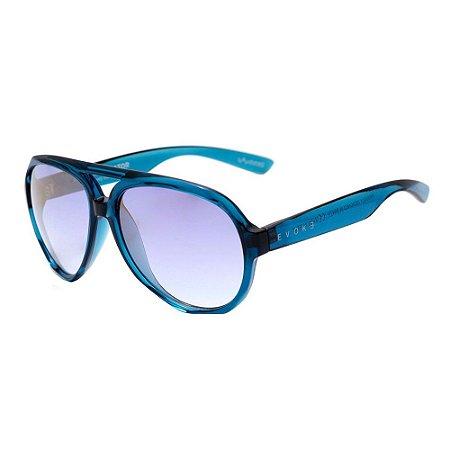 Óculos de Sol Evoke Diamond Aviator T02/59 Azul
