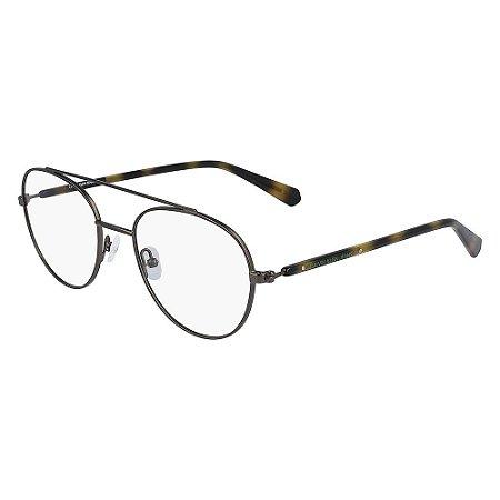 Óculos de Grau Calvin Klein Jeans CKJ20304 008/52 Preto