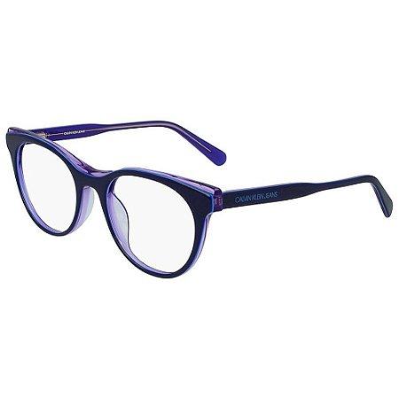 Óculos de Grau Calvin Klein Jeans CKJ19511 408/51 Roxo