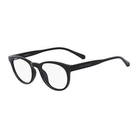 Óculos de Grau Calvin Klein Jeans CKJ19506 001/50 Preto