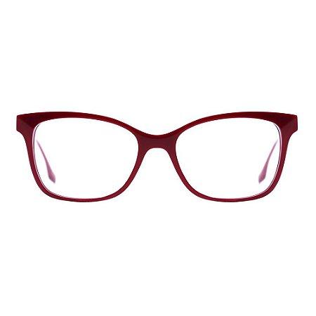 Óculos de Grau Evoke Awake 4 D01/55 Vermelho