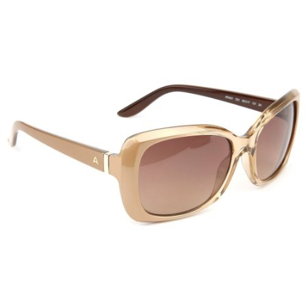 Óculos de Sol Atitude AT5421 C01/58 Marrom Transparente