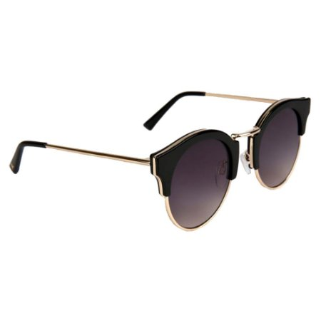Óculos de Sol Atitude AT5369 A01/50 Preto/Dourado