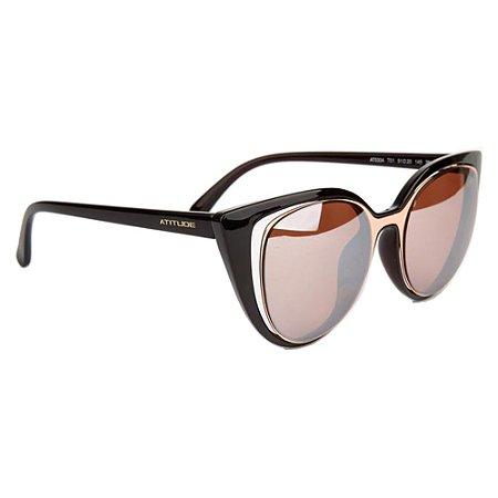 Óculos de Sol Atitude AT5334 T01/51 Preto