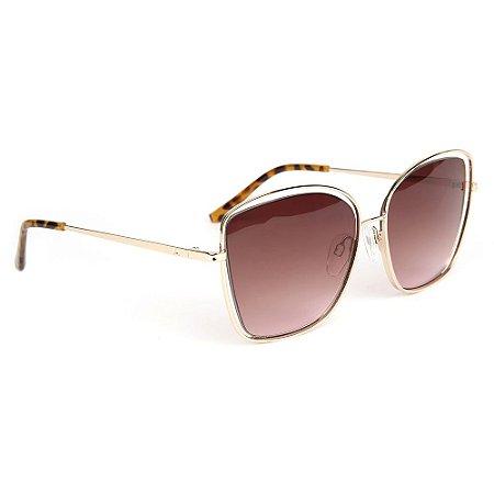 Óculos de Sol Atitude AT3221 04B/59 Dourado