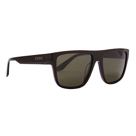 Óculos de Sol Evoke Anverse H02/58 Marrom