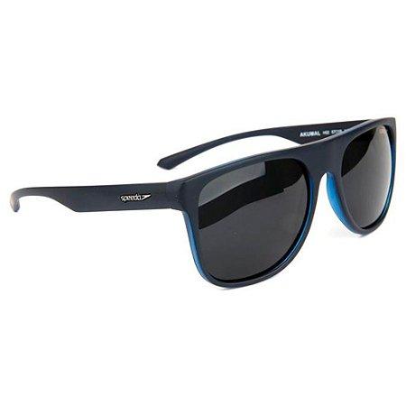 Óculos de Sol Speedo Akumal H02/57 Azul Escuro/Azul - Polarizado