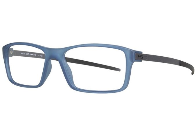 Óculos de Grau HB 93144/53 Azul Fosco