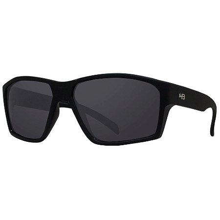 Óculos de Sol HB Stab/59 Preto - Lente Cinza