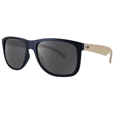 Óculos de Sol HB Ozzie/54 Preto - Lente Cinza