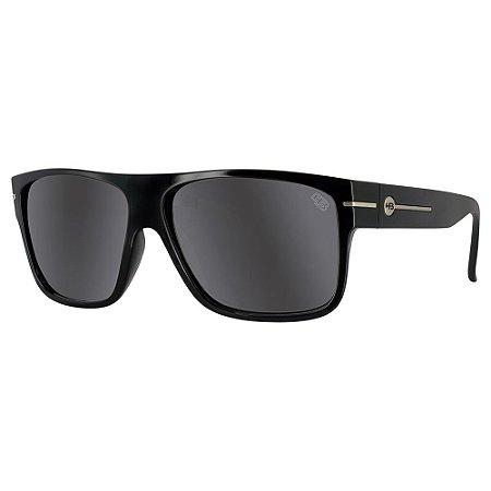 Óculos de Sol HB Would/58 Preto - Lente Cinza