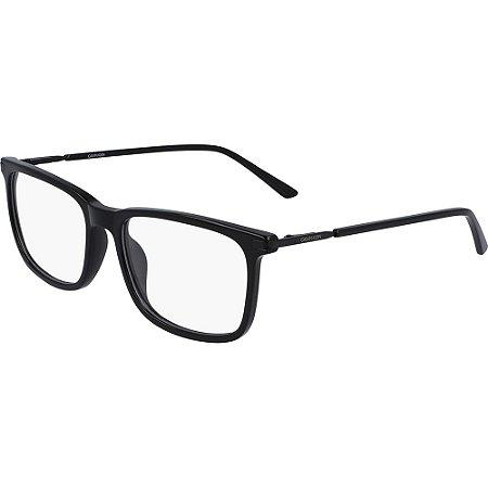 Óculos de Grau Calvin Klein CK20510 001/56 Preto