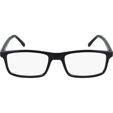 Óculos de Grau Lacoste L2858 001/54 Preto