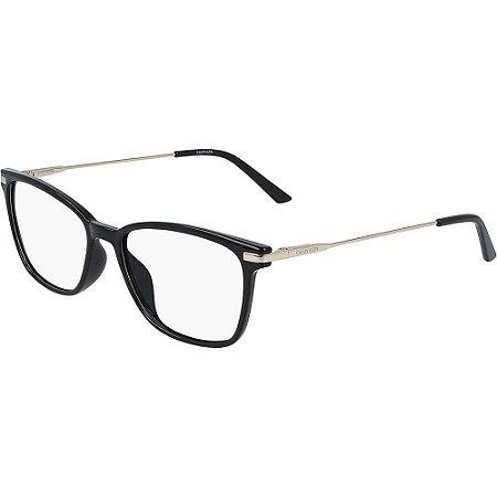 Óculos de Grau Calvin Klein CK20705 001/53 Preto