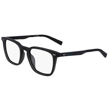 Óculos de Grau Nautica N8152 005/50 Preto Fosco