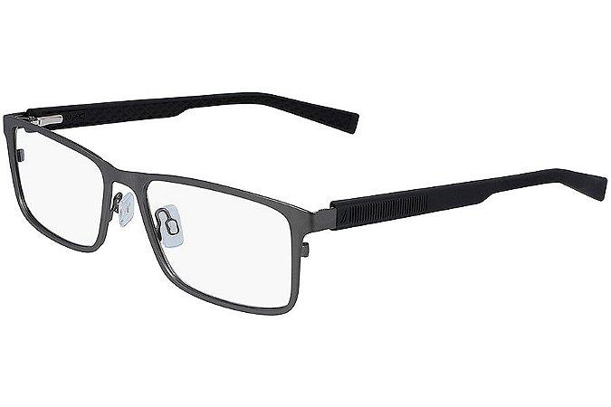Óculos de Grau Nautica N7294 030/54 Cinza Escuro Fosco