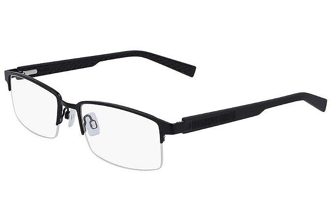 Óculos de Grau Nautica N7292 005/53 Preto Fosco