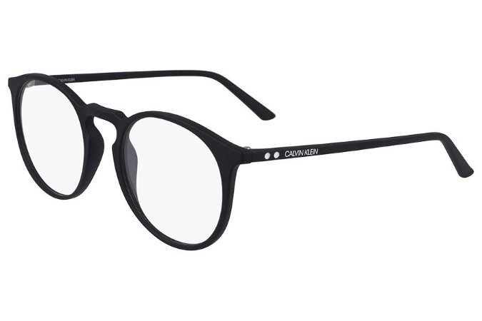 Óculos de Grau Calvin Klein CK19517 001/51 Preto