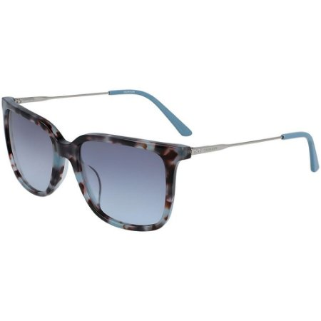 Óculos de Sol Calvin Klein CK19702S 453/55 Tartaruga Azul