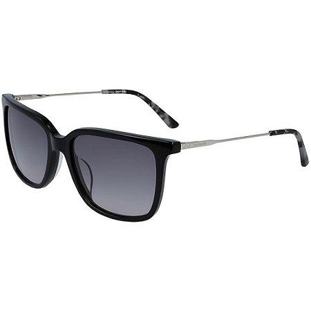 Óculos de Sol Calvin Klein CK19702S 001/55 Preto