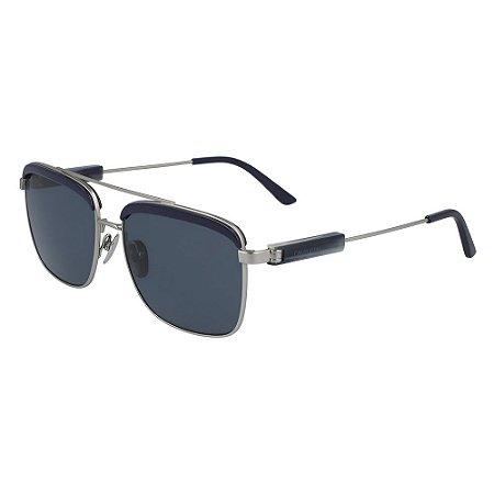Óculos de Sol Calvin Klein CK19100S 410/56 - Azul
