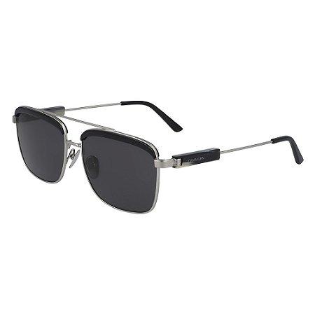 Óculos de Sol Calvin Klein CK19100S 001/56 - Preto