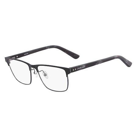 Óculos de Grau Calvin Klein CK18304 001/53 - Preto
