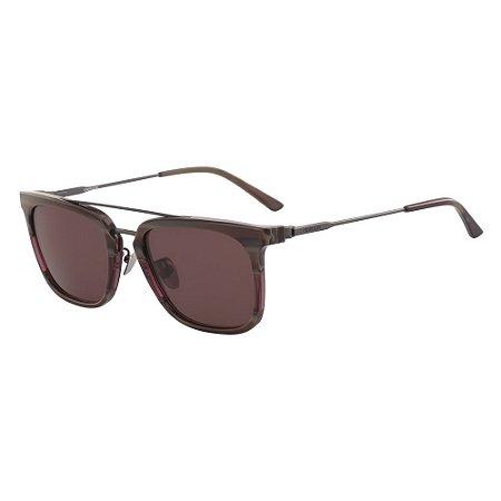 Óculos de Sol Calvin Klein CK18719S 209/56 - Marrom