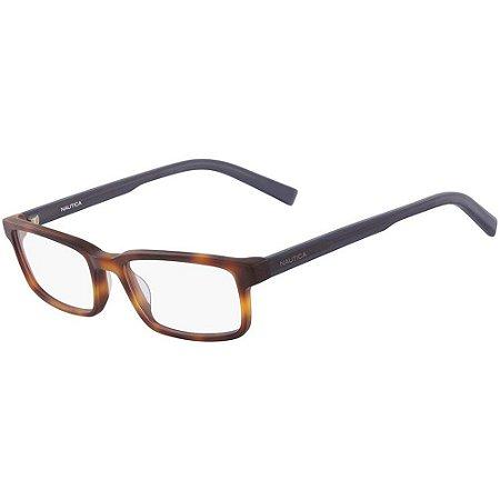 Óculos de Grau Nautica N8146 251/53 Tartaruga Fosco