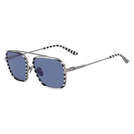 Óculos de Sol Calvin Klein CK18102S 199/55 - Branco