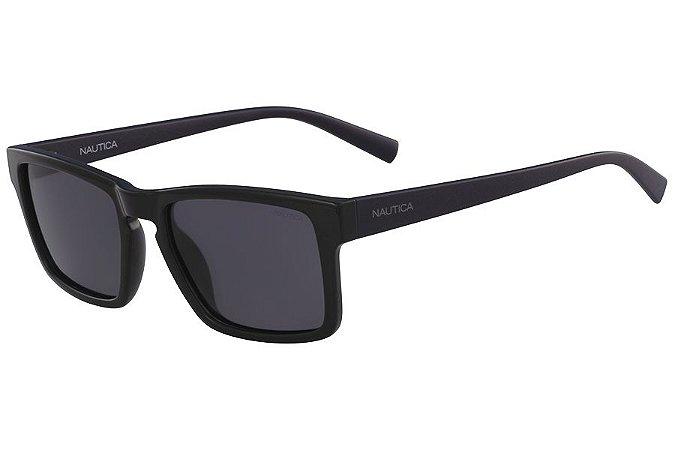 Óculos de Sol Nautica N3627SP 001/56 Preto - Polarizado