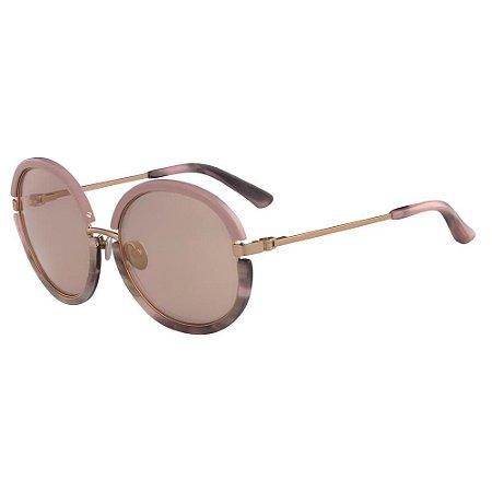 Óculos de Sol Calvin Klein CK8056S 604/56 - Rosa