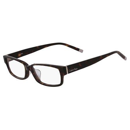Óculos de Grau Calvin Klein CK6004A 214/54 Tartaruga