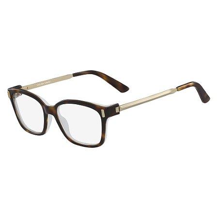 Óculos de Grau Calvin Klein CK8556 236/50 - Tartaruga