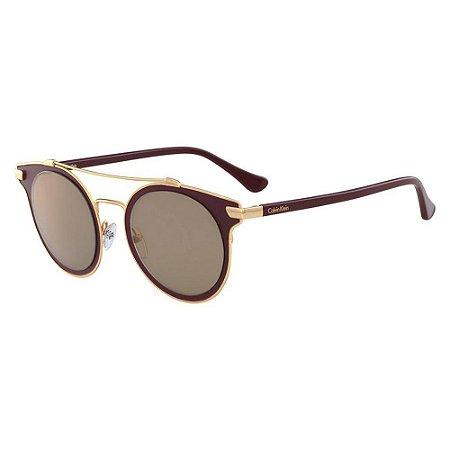 Óculos de Sol Calvin Klein CK2149S 609/50 Roxo