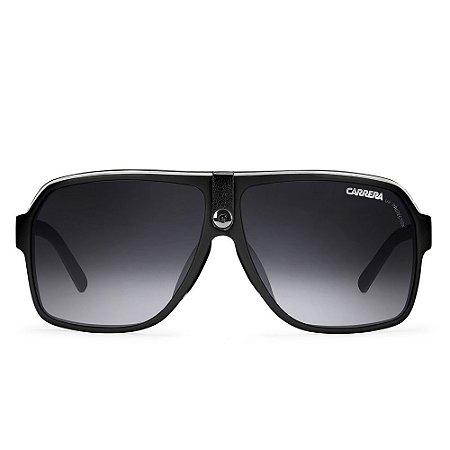 Óculos de Sol Carrera Sole Masculino 33 62-Preto