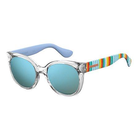 Óculos de Sol Havaianas Noronha/M/52 -Transparente