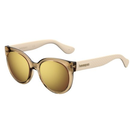 Óculos de Sol Havaianas Noronha/M/52 -Dourado