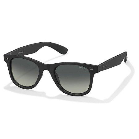 Óculos de Sol Polaroid 1016/S/50 Preto Fosco