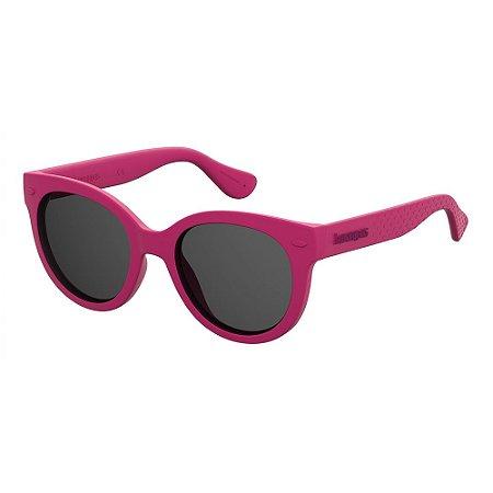 Óculos de Sol Havaianas Noronha/S/47 -Rosa