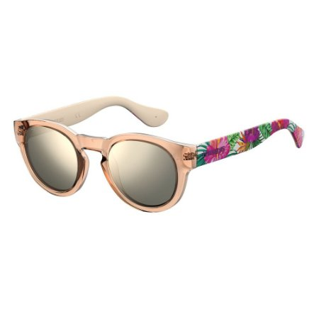 Óculos de Sol Havaianas Trancoso/M/49 -Laranja