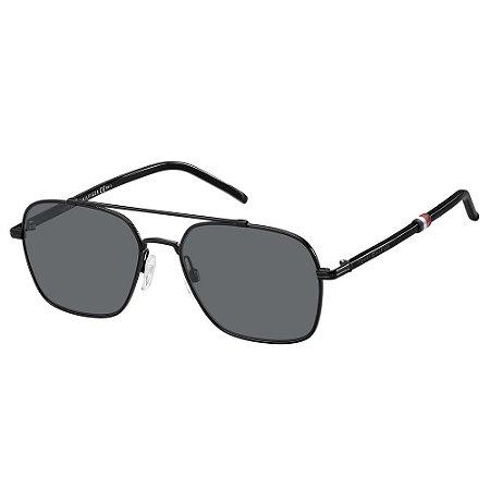 Óculos de Sol Tommy Hilfiger TH 1671/S/55 Preto