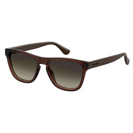 Óculos de Sol Havaianas Itacare/55 -Marrom