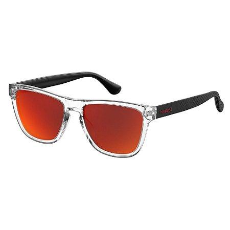 Óculos de Sol Havaianas Itacare/55 -Transparente
