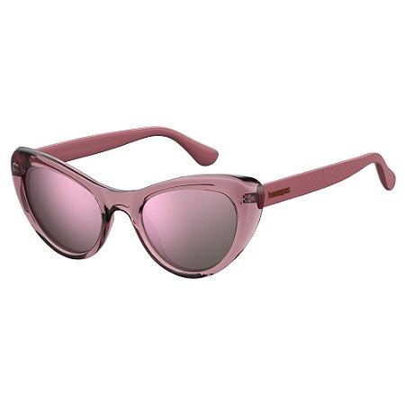 Óculos de Sol Havaianas Conchas/50 -Lilás