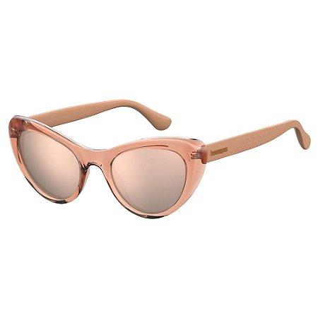 Óculos de Sol Havaianas Conchas/50 -Rosa